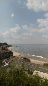 唐津の海。いつも癒されます。